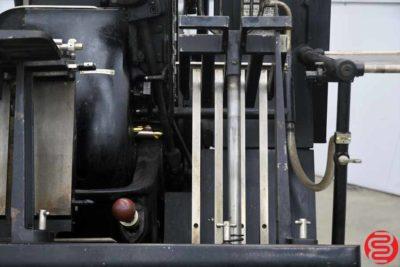 """Heidelberg 10"""" x 15"""" Red Ball Windmill Letterpress - 051820115900"""