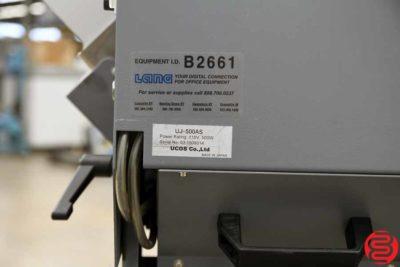 Duplo UJ-500AS Anti-Static Air Jogger - 050820080620