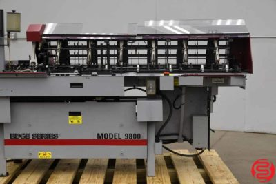 MailCrafters Edge Series 9800 6 Pocket Inserter - 042920104410