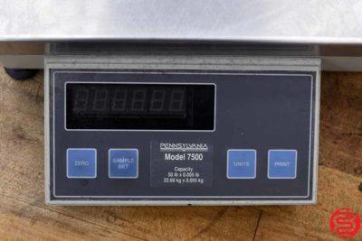 Pennsylvania Model 7500 Scale - 050520014410
