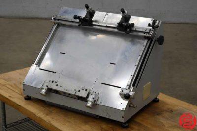 Plate Register Punch - 042820071610