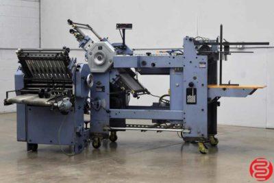Stahl T49 Pile Feed Paper Folder - 042420125540
