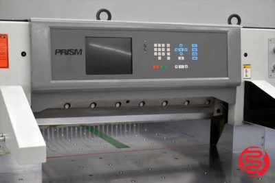 Prism SQZK92 Programmable High Speed Paper Cutter - 060520100330