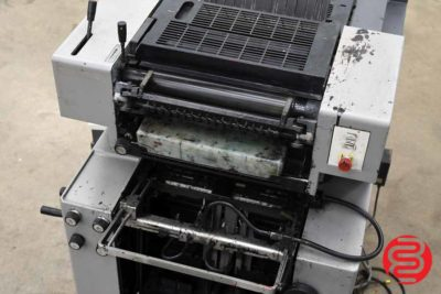 1997 Heidelberg Quickmaster QM 46-2 Two Color Printing Press - 060620104150