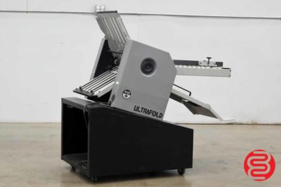 Baum 714 Ultrafold Vacuum Feed Paper Folder - 060820083912