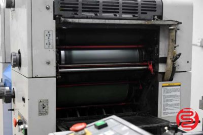 Ryobi 3304H Four Color Offset Printing Press - 060920091130