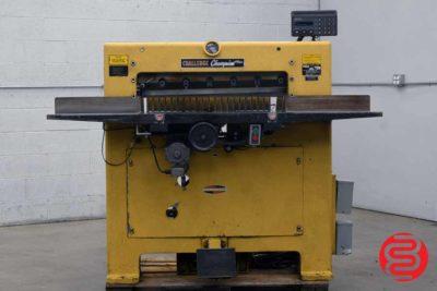 "Challenge 305 MC 30.5"" Hydraulic Paper Cutter - 060920114010"