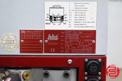 HHS Promelt HMP-04 Hot Melt Gluer - 060920023110