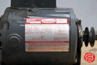 Dayton 1/3 HP Electric Motor - 061020112320