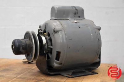 Dayton 1/3 HP Electric Motor - 061020112350