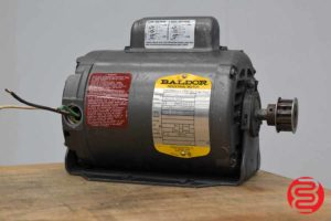 Baldor 1/4 HP Electric Motor - 061120124120