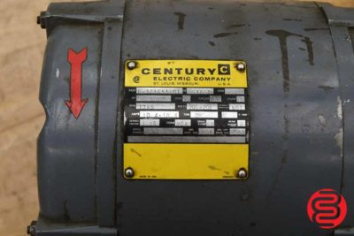 Century 3 HP Electric Motor - 061120014240