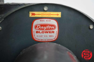 Dayton 4C108 Electric Blower - 061220081220