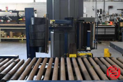 Lantech Q Series In-Line Pallet Wrapper - 061220113510