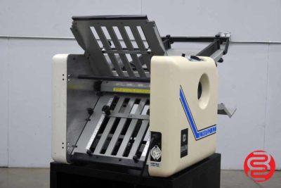 Baum 714 Ultrafold XLT Vacuum Feed Paper Folder - 061220020400
