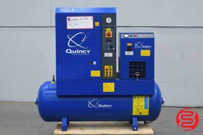 2013 Quincy QGS-5 Air Compressor - 061320105910