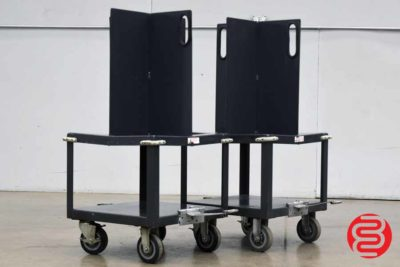 Quadracart Paper / Bindery Cart - Qty 2 - 061520111720