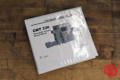 Challenge CMT-330 Three-Knife Trimmer - 061720090830