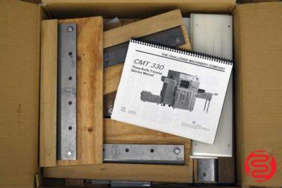 Challenge CMT-330 Three-Knife Trimmer - 061720094020