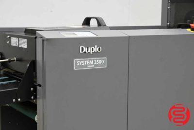 2013 Duplo DFS-3500 Booklet Making System - 061720103150