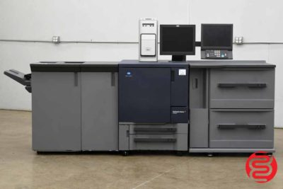 2013 Konica Minolta Bizhub C1070P Digital Press - 061720011540