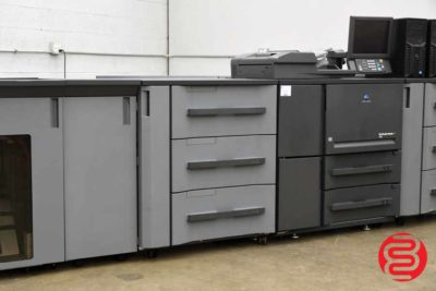 Konica Minolta Bizhub 1250 Monochrome Digital Press - 061720022230