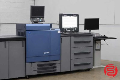 2013 Konica Minolta C8000 Bizhub Digital Press - 061820081455