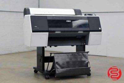 2012 Epson Stylus Pro 7900 Large Format Printer - 061920110520