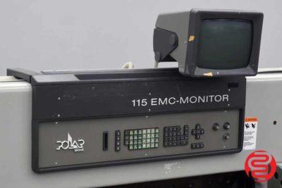 1994 Polar 115 EMC Programmable Paper Cutter - 051920113950