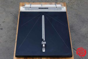 Stoesser Register Systems Plate Punch - 051920014640