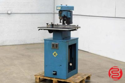 Nygren Dahly Single Spindle Paper Drill - 052120114910