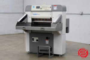 "2000 Baumcut Model 66 26.4"" Programmable Paper Cutter - 052220074230"