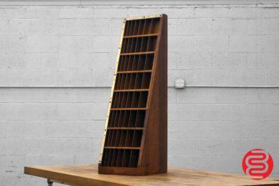 Hamilton Letterpress Furniture Cabinet - 052720072330