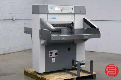 "2007 Baumcut Model 66 26.4"" Programmable Paper Cutter - 052720120530"