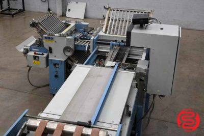 MBO T49 Pile Feed Paper Folder - 052820024210