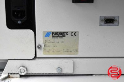 Plockmatic 102 DocuBind Booklet Maker - 060220014820