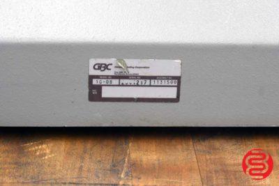 GBC Manual Comb Binder - 061820124410