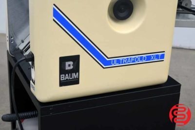 Baum 714 Ultrafold XLT Vacuum Feed Paper Folder - 061920024800
