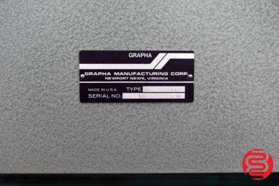 Muller Martini Grapha Saddle Stitching System - 062220120030