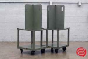 Quadracart Paper / Bindery Cart - Qty 2 - 062220020500