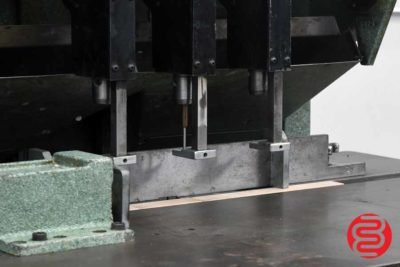 Challenge MS10 Three Spindle Hydraulic Paper Drill - 062520084050
