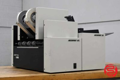 Accufast KT2 Double Head Tabbing Machine - 062520012620