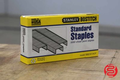 Stanley Bostitch Standard Staples - Qty 5 - 062620115220