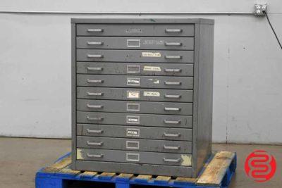 Flat Filing Cabinet - 063020105320