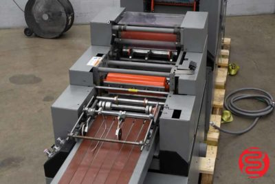 Didde CP172 Two Color Offset Printing Press - 063020115555