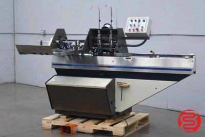 Rosback 203C Book Binding Saddle Stitcher - 070220124050