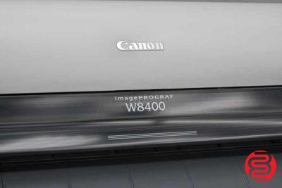 Canon imagePROGRAF W8400 Wide Format Printer - 070620075510
