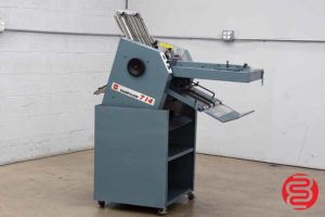 Baum 714 Vacuum Feed Paper Folder - 070620124410