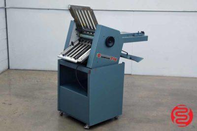 Baum 714 Vacuum Feed Paper Folder - 070620124410