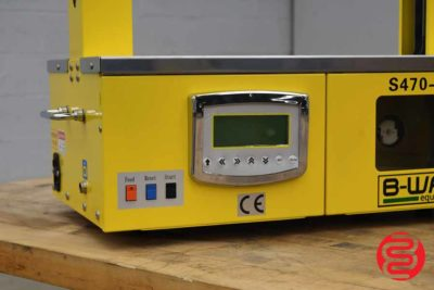 S 470 Automatic Banding Machine - 070720124020